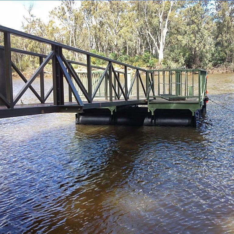 Pontoons - G&M Poly Irrigation