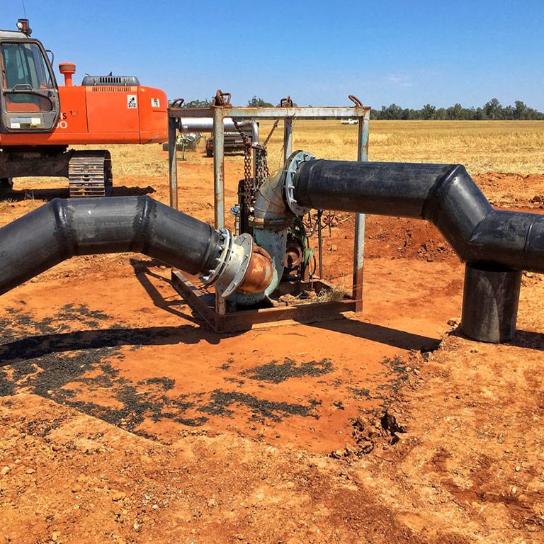 Irrigation pumps - G&M Poly Irrigation