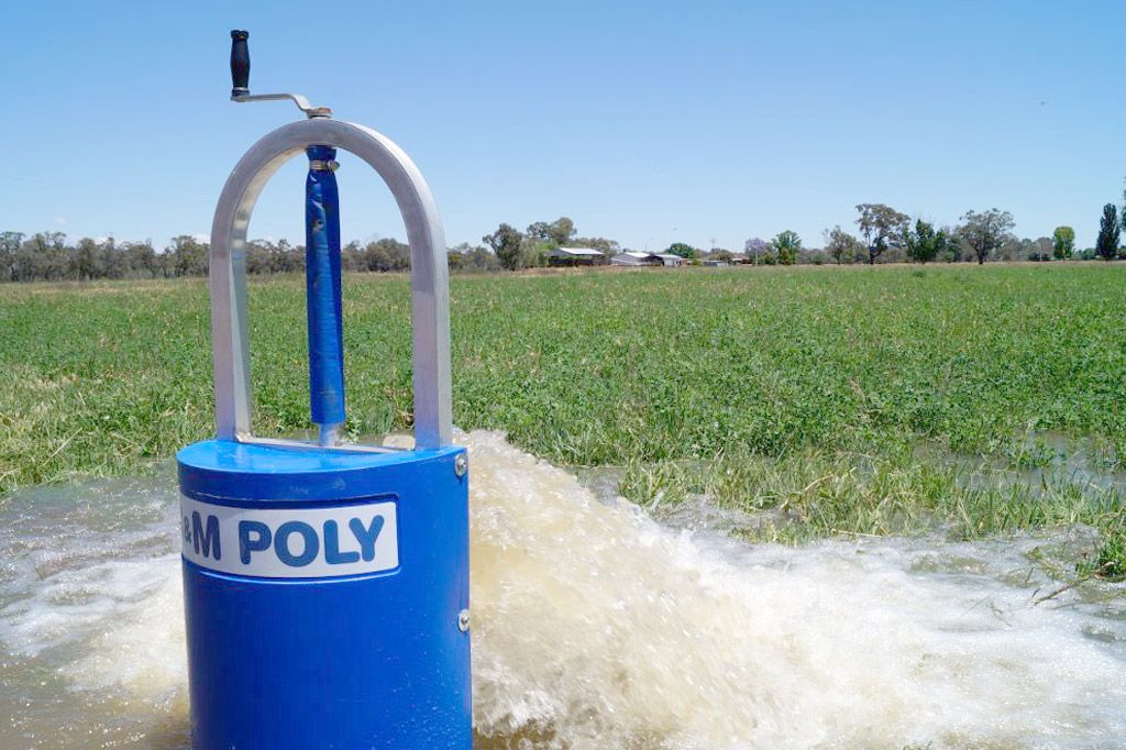 Irrigation poly pipe risers - G&M Poly Irrigation